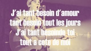 Manu Chao // J'ai besoin de la lune Lyrics HD