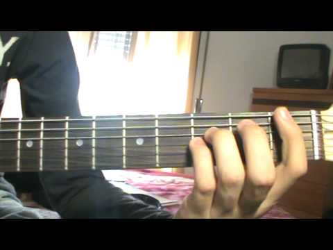 How To Play Walk By Pantera (Guitar Lesson With Tabs) - YouTube