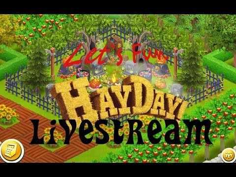 #154 Derby Endspurt / Farmen mit 4 Accounts - Hay Day Live