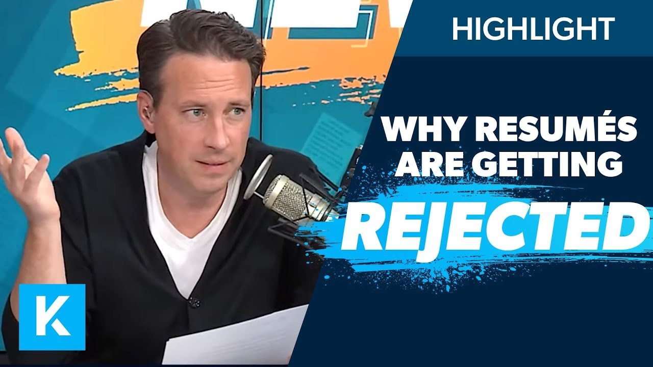 Millions Of Quality Resumes Are Getting Rejected! (Here's Why)