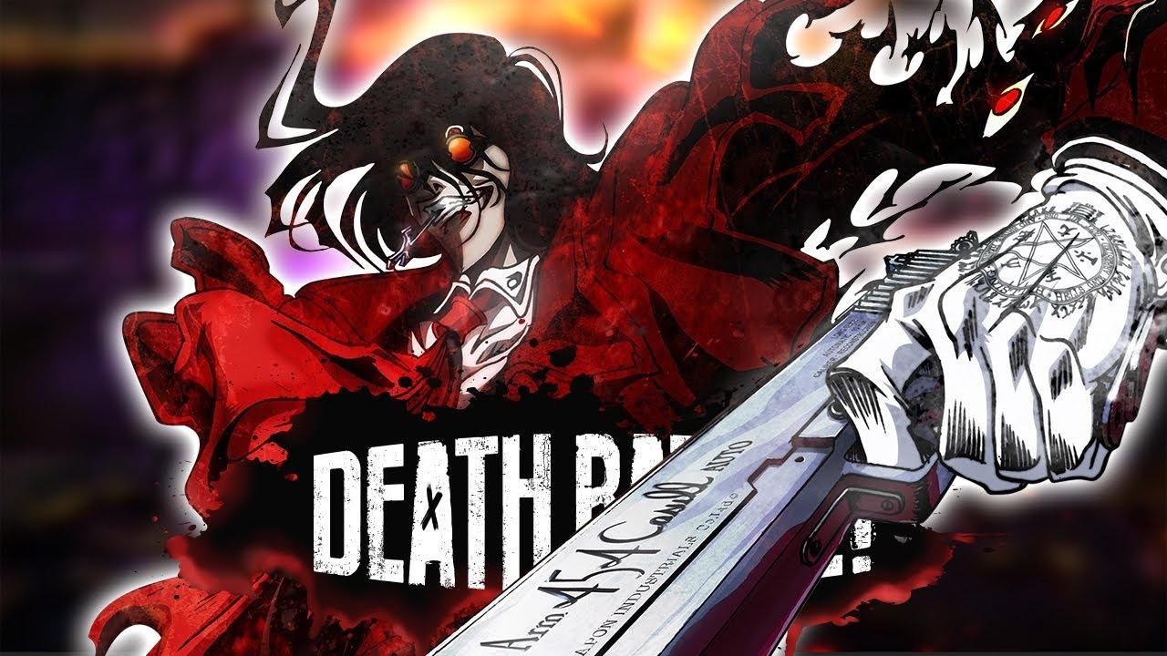 Alucard Brings Hell to DEATH BATTLE!