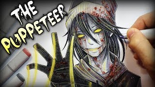"""The Puppeteer"" Horror Story - Creepypasta + Anime Drawing"