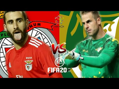 PES 2020 | Benfica vs Moreirense - Liga Nos | 02/03/2020 | 1080p 60FPS from YouTube · Duration:  13 minutes 22 seconds