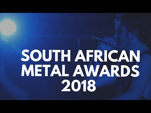 South African Metal Music Awards 2018