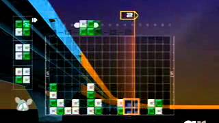 Lumines Plus - gameplay 11-07-06