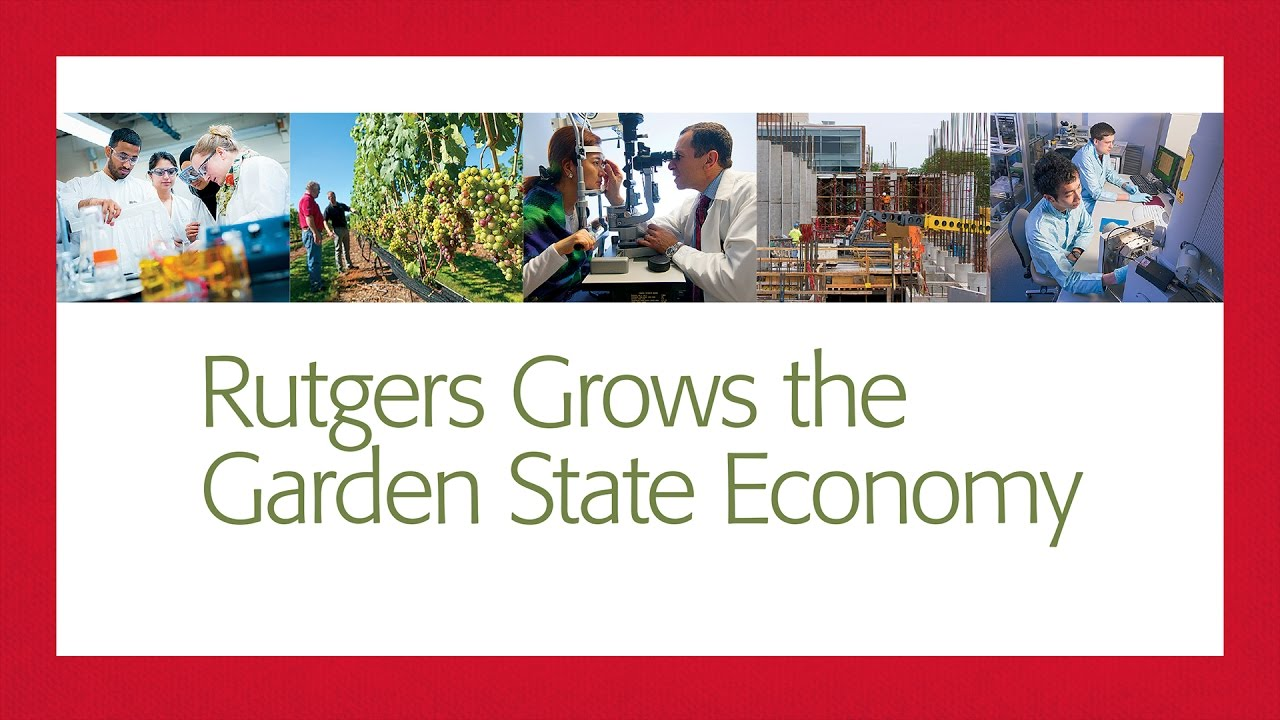 Garden state physical therapy - Rutgers Grows The Garden State