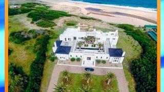 Recorremos las casas de los famosos en Punta del Este