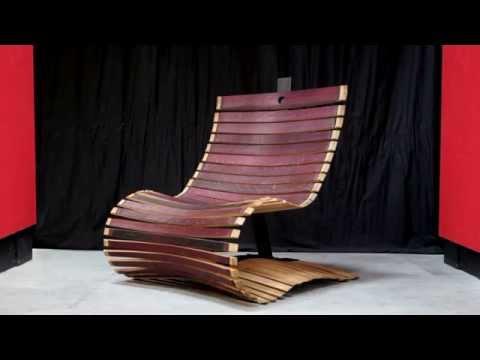dowell le fauteuil vinifiant youtube. Black Bedroom Furniture Sets. Home Design Ideas