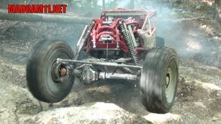 ULTRA BOUNCER 1000 HORSEPOWER OF AWESOMENESS COMPILATION