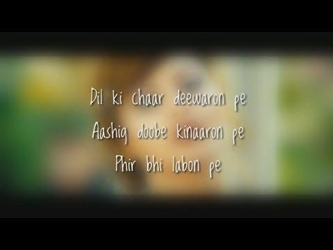 (Lyrics) Naam Hai Mera Video | Hate Story IV | Urvashi Rautela | Neeti Mohan | Tanishk Bagchi