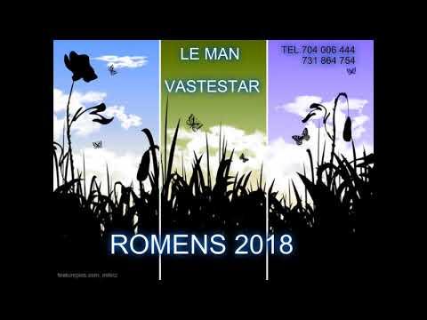 ROMENS PARDUBICE 2018 LE MAN VASTESTAR