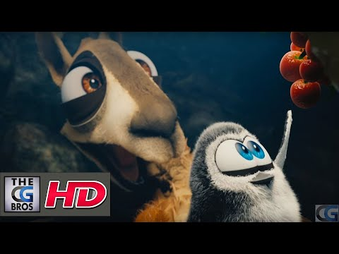 "CGI 3D Animated Short HD: ""Caminandes 3"" - by Blender Foundation"