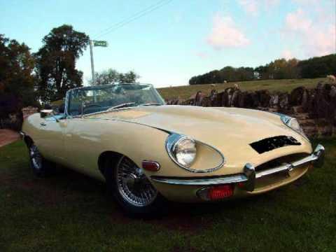 Jaguar classic car insurance