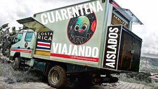 🦠 ¡AISLADOS! 120 días CONFINADOS en un paraíso de COSTA RICA