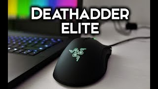 Razer Deathadder Elite Review - The Best FPS Gaming Mouse Out There