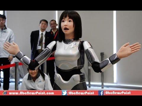 Top 5 Most Advanced Robots