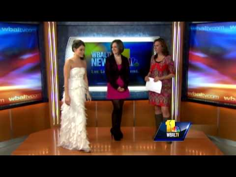 Bridal gown sale benefits breast cancer research