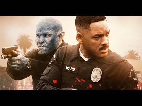 EXTRAIT : BRIGHT 2017 VF (SCÈNE BAR À NICHON ) WILL SMITH streaming vf