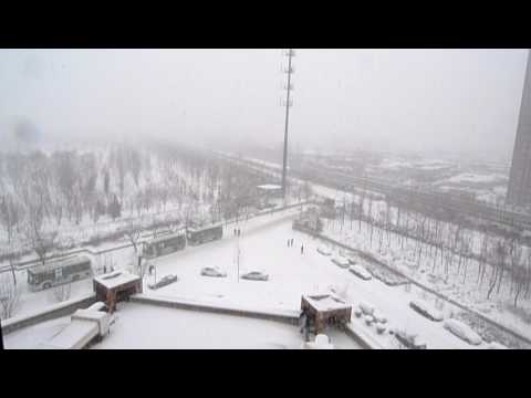 beijing heavy snow
