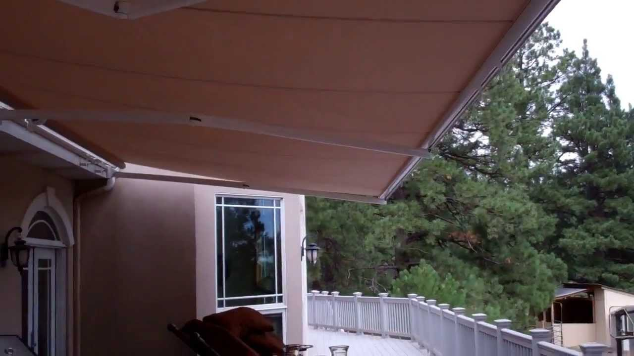 Motorized Awnings For Patio Shade And Window Shade General Information