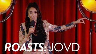 KAKKERS te KAKKEN Zetten! | Comedy Central Roasts #1 - JOVD