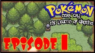 [1]Pokemon Dark Cry: Legend Of Giratina Walkthrough - Episode 1 - Rival battle!