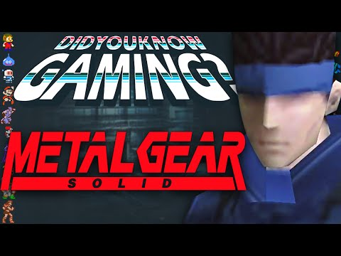 Metal Gear Solid - Did You Know Gaming? Feat. Super Bunnyhop
