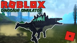 Roblox Dinosaur Simulator - BACK FROM MY SECRET TRIP!