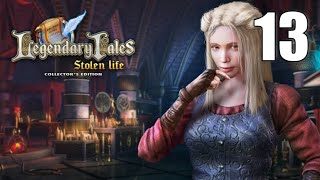 Legendary Tales: Stolen Life CE [13] Let's Play Walkthrough - Part 13