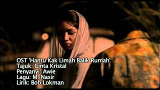[MV] Awie - Cinta Kristal (OST Hantu Kak Limah Balik Rumah)