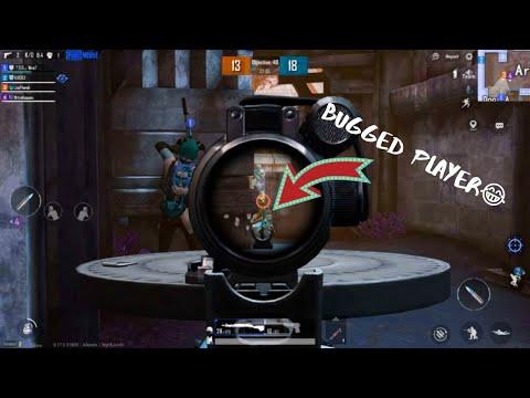 PUBG Mobile Emulator Assault Match Bugged Player