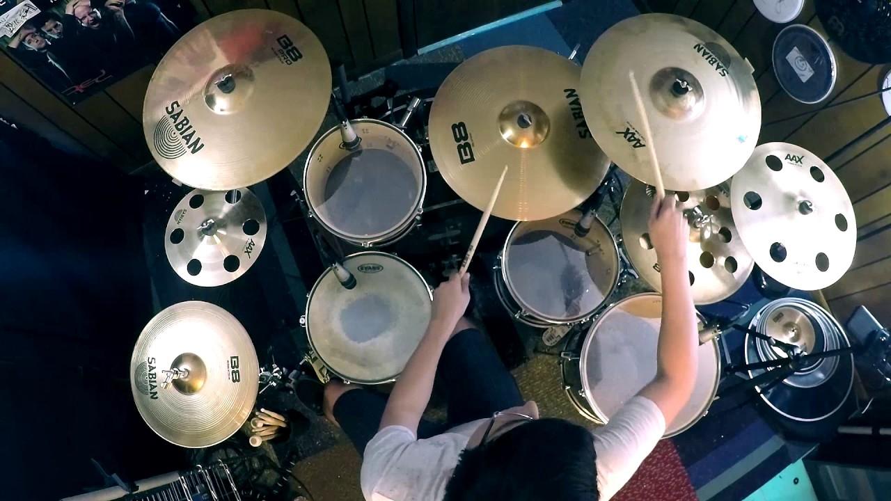 Avenged Sevenfold Dose Drum Cover Brendan Shea Youtube