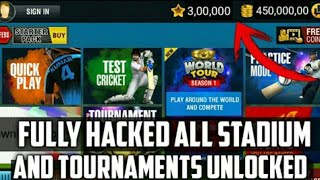 WCC 2 2018 Update mod Unlimited coins All stadium unlocked All tournament unlocked (MOD, Coins/Unloc