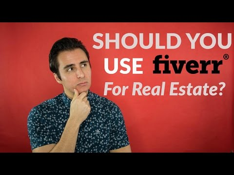 How to Build Your Own Real Estate Design Team Today For $5 or LESS Using Fiverr