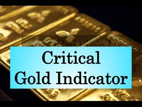 Gold & Silver Price Update - September 6, 2017 + Critical Gold Indicator