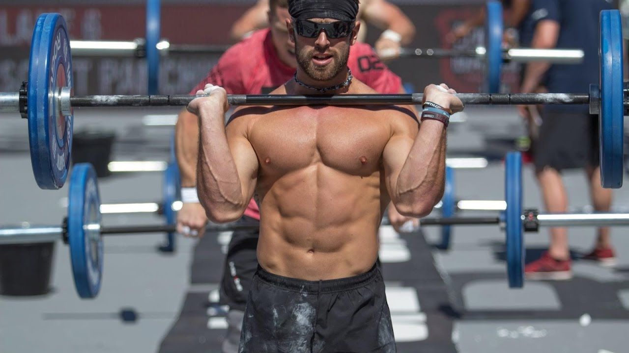 2e321de1555156 RICH FRONING - ATHLETES CROSSFIT 2017 - YouTube