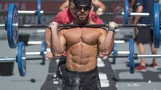 RICH FRONING - ATHLETES CROSSFIT 2017