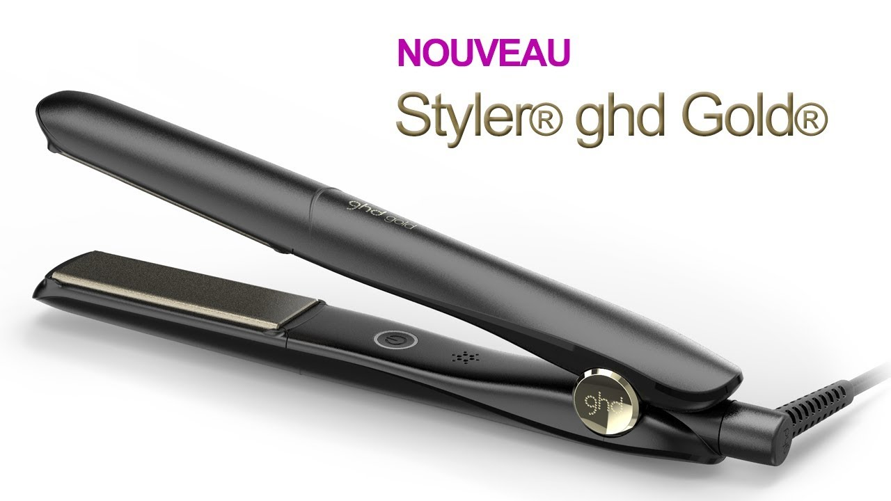 Nouveau Styler Ghd Gold Www Y Coiffure Boutique Com Youtube