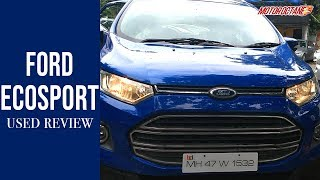 How to buy a Used Ford EcoSport | Hindi | MotorOctane
