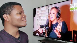 "Mariah Carey - ""Through The Rain/Make It Happen"" Live At Home (REACTION)"