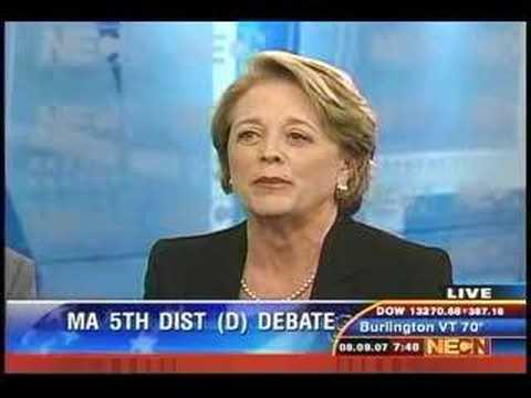 Jamie Eldridge - NECN Debate, 8-9-2007
