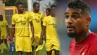 PRINCE BOATENG DOESN'T REGRET PLAYING FOR GHANA, HERE'S WHY & KOTOKO'S PLAN TO BEAT ZESCO