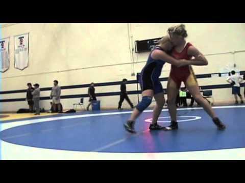 2008 University of Toronto Open: 72 kg Allison Leslie vs. Christine Schmidt
