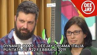 Dynamo Camp, Paolo Kessisoglu e Aldo Rock - Deejay Chiama Italia 22 febbraio 2019