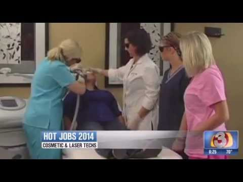Hot Jobs for 2014 - Laser Technician! (AZ Family Channel 3 Segment)