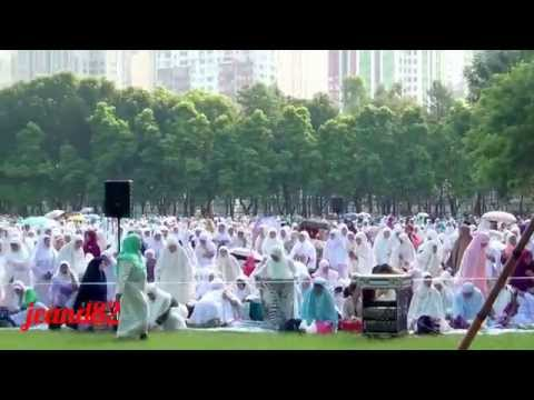 """""""GEMA TAKBIR HARI RAYA IDUL FITRI"""" DI VICTORIA PARK HKG (JEAND82)"""