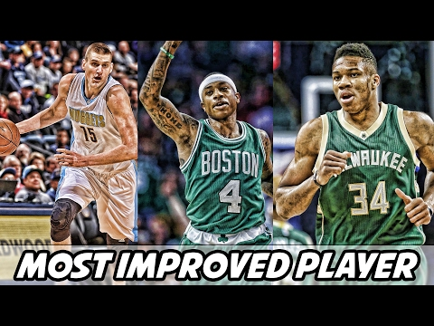 Who will win the NBA most improved player award?