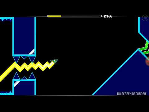 Otro challenge :v Challenge Wave By Matiiah09 [Geometry Dash 2.11]