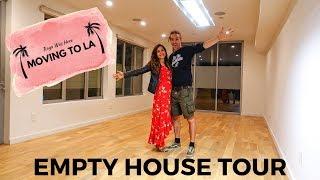 Empty House Tour! // Moving To LA