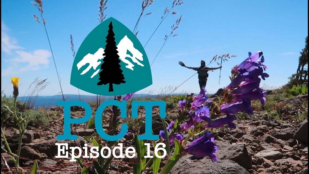 PCT 2018 Thru-Hike: Episode 16 - Hiking On